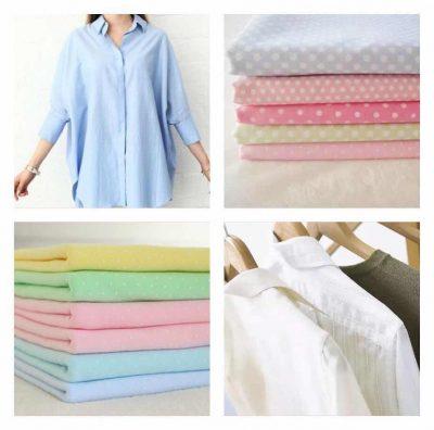 vải cotton – cotton fabrics