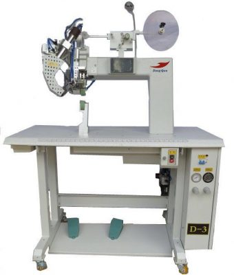 Máy dán seam D-3 – máy dán đường may- seam sealing machine