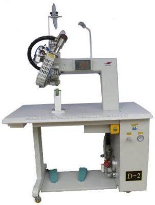 Máy dán seam D-2 – máy dán đường may – seam sealing machine