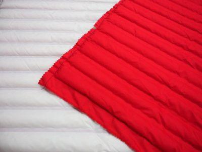 Vải nylon + vải polyester