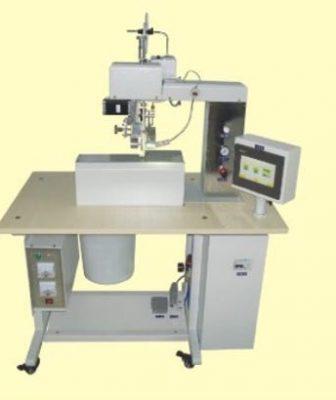 Máy sản xuất quần áo không đường may I – Máy lên keo,cắt viền tự động